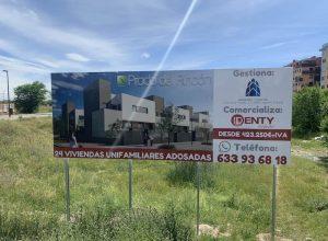 Valla comercialización Prado del Rincón-min